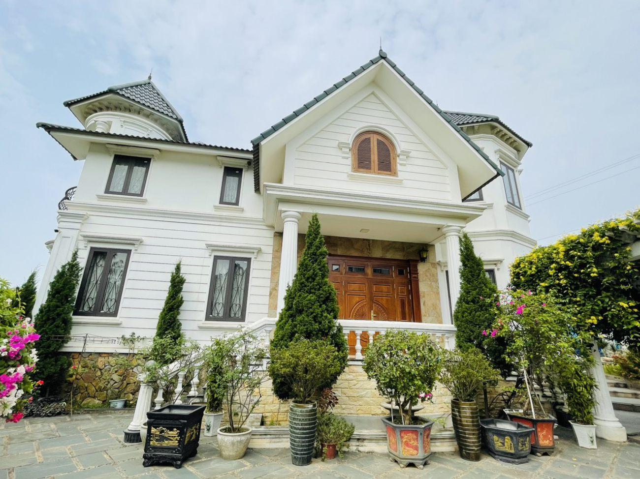 Nhà ở huyện Tam Nông - Phú Thọ