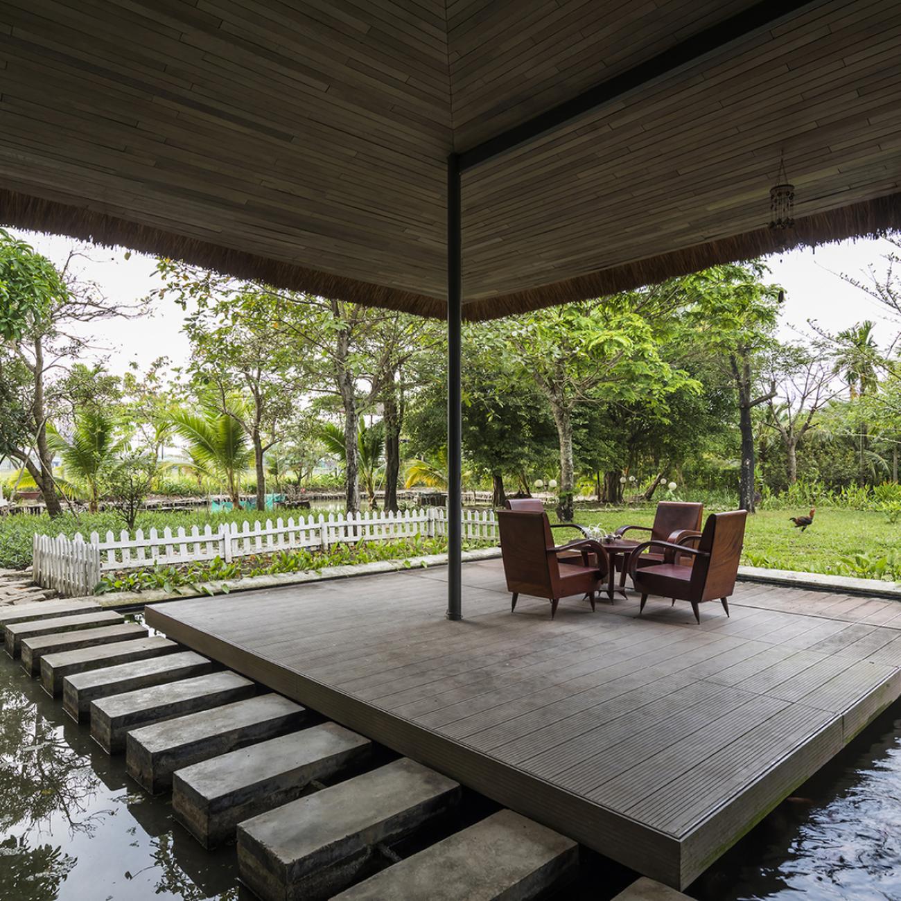 Công trình thiết kế nhà đẹp ở Tân Bình