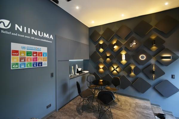 Dịch vụ giám sát báo động và phản ứng nhanh tại showroom Niinuma Việt Nam